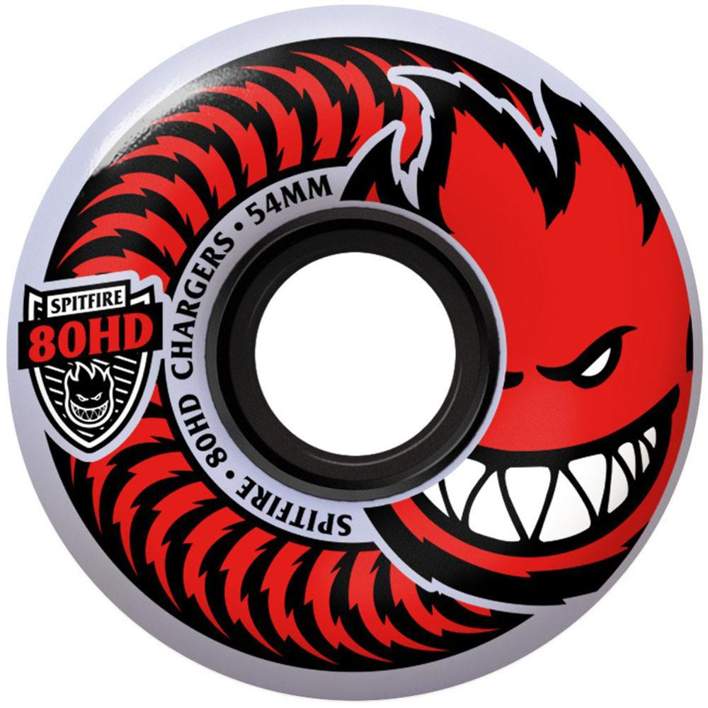 Spitfire | Chargers Classic Wheels | 54mm 80HD