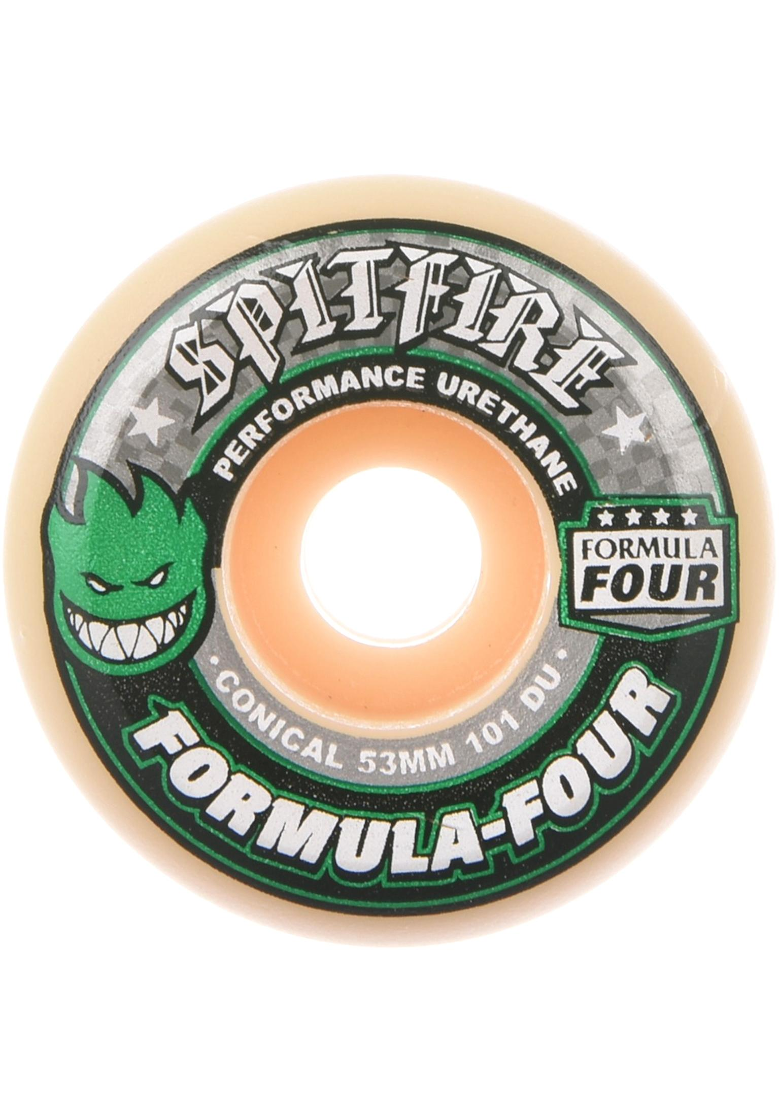 Spitfire | Formula Four Conical | 54mm 101A Green