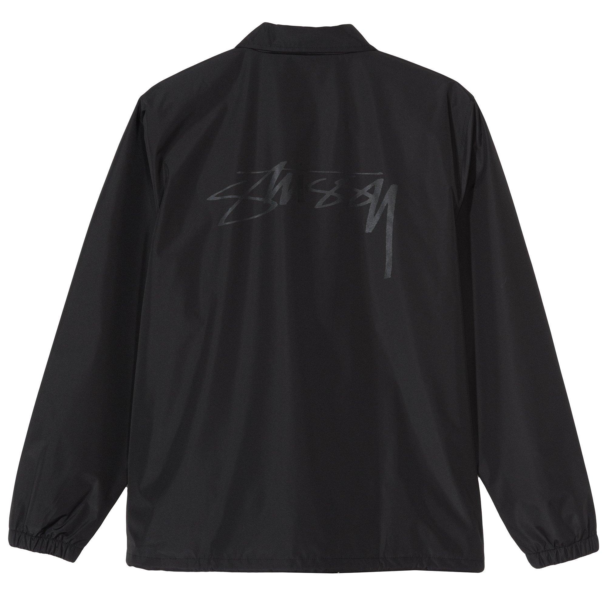 STÜSSY | Cruize Coach Jacket (Black)