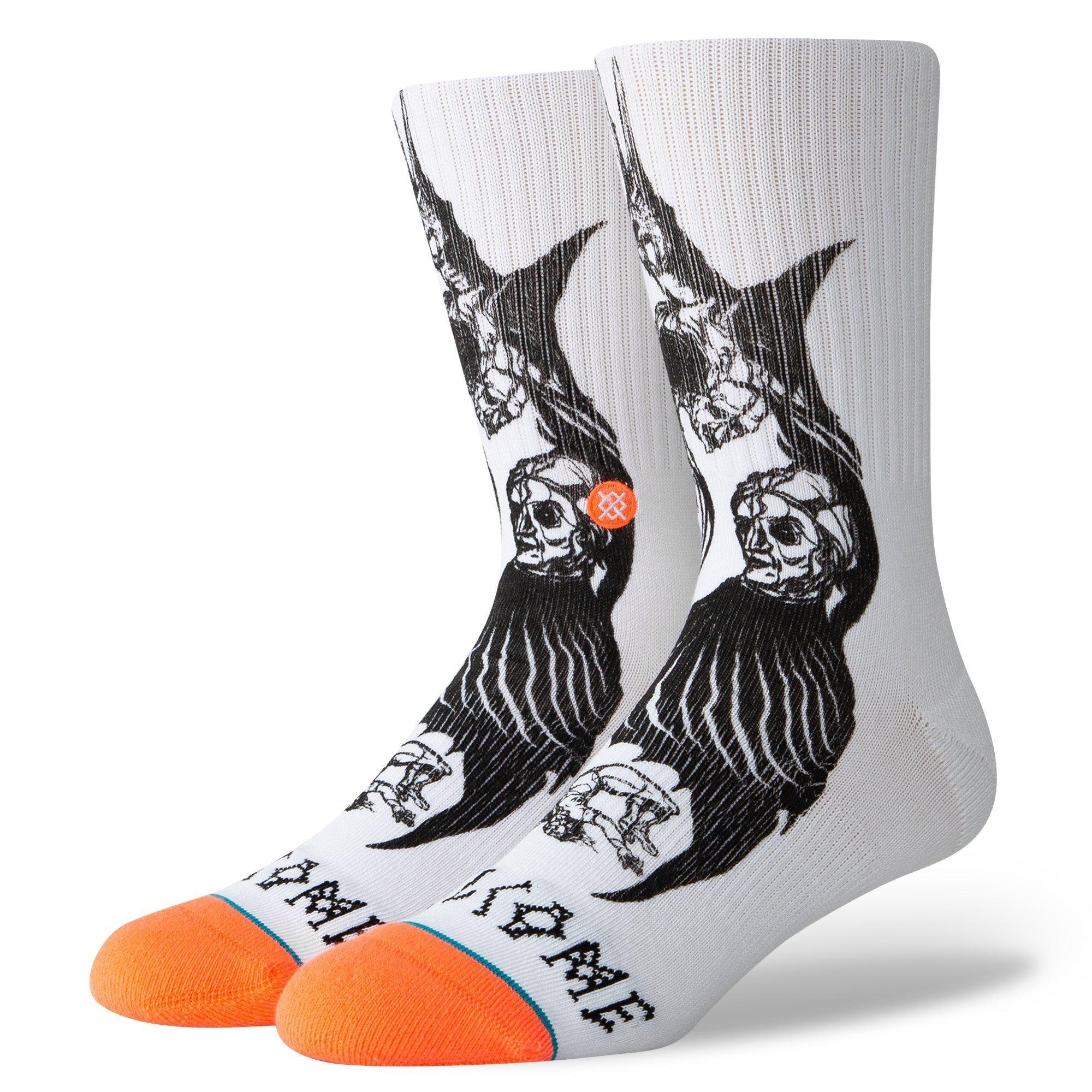 Stance | Socks Welcome Skate (Darkness)