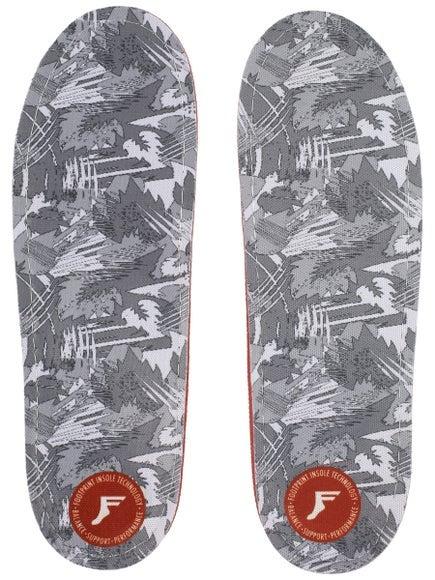 Footprint Insoles | FP Kingfoam Gamechangers PU (White Camo)