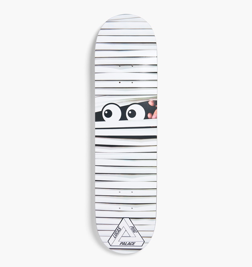 Palace | Lucas Deck 8.25″
