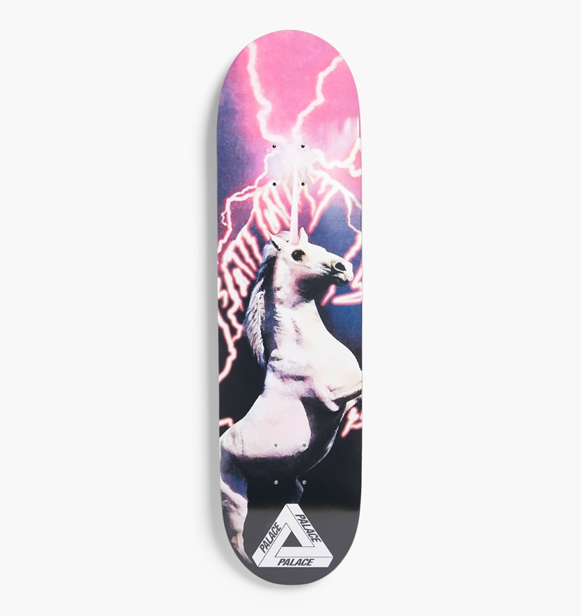 Palace | Unicorn Deck 8.375″