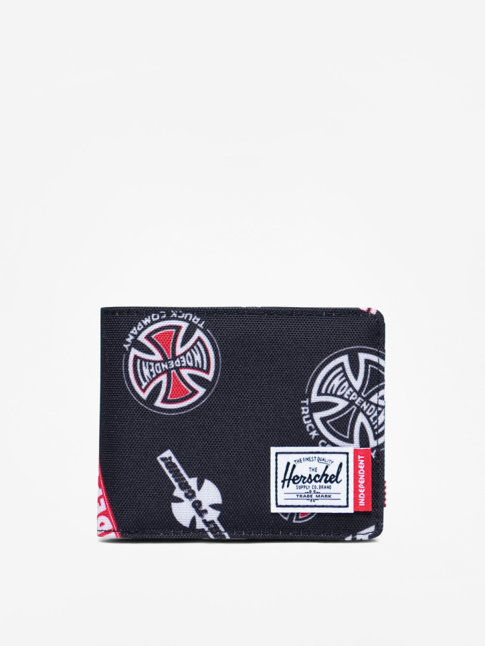 Herschel | Roy Wallet (Independent Black)