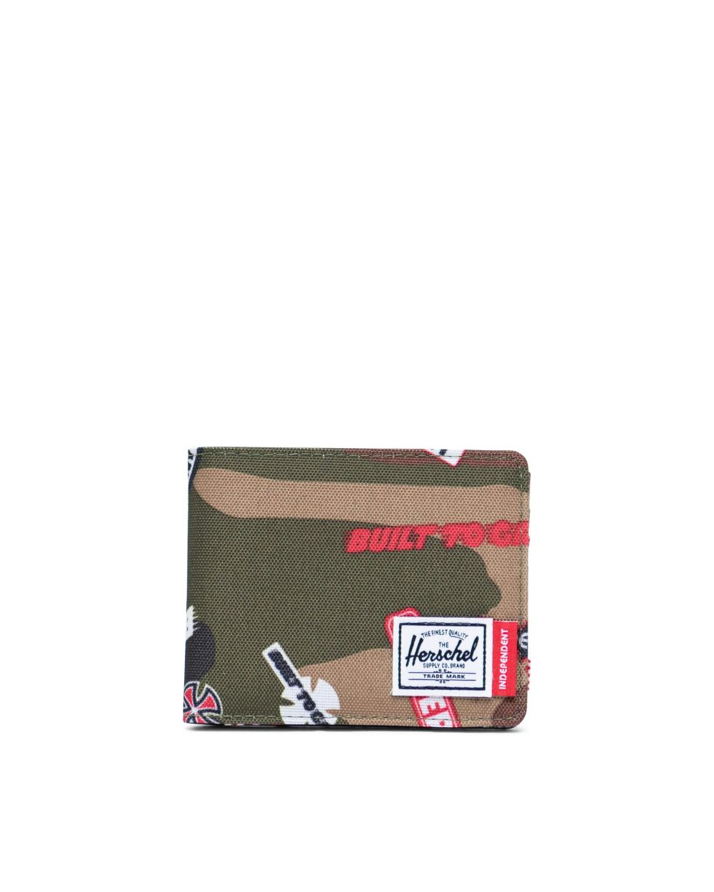 Herschel | Roy Wallet (Independent Woodland Camo)