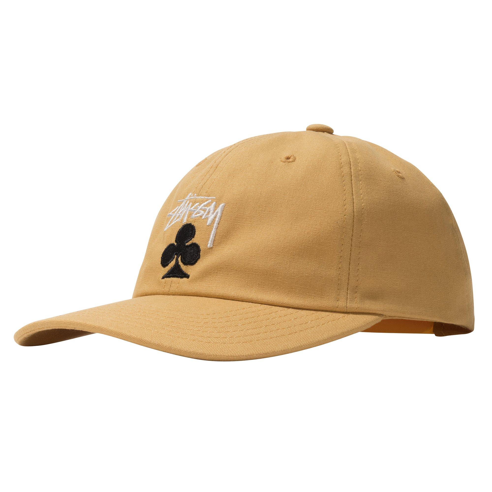 Stüssy   Stock Club Low Pro Cap (Gold)
